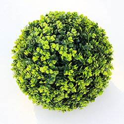Artificial Topiary Ball C019 Light Green